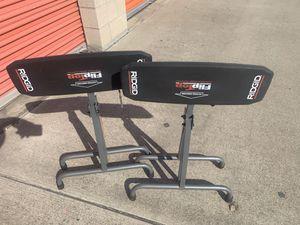 RIDGID Flip Top Portable Work Support for Sale in Pomona, CA