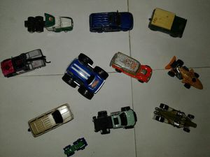 A Collection Of 11 Car Toys for Sale in Miami, FL