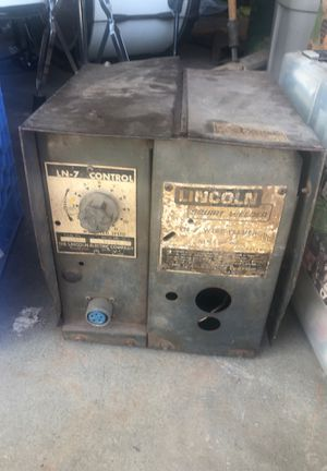 Lincoln LN7 wire feeder. Squirt welder for Sale in Chula Vista, CA