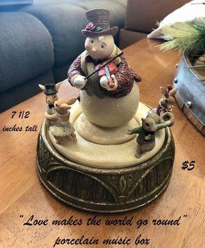 Music box for Sale in Elk River, MN