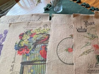 Vintage Burlap Graphic Swatches for Sale in Pittsburgh,  PA