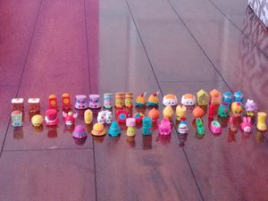Shopkins Lot Of 45 for Sale in Land O Lakes, FL