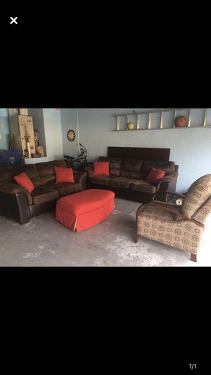 Couch set for Sale in Riverview, FL