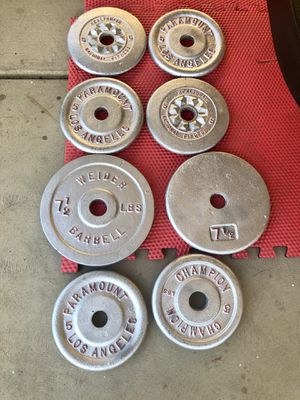 Weights for Sale in Fresno, CA