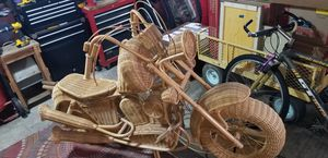 Wicker Motorcycle for Sale in St. Charles, IL