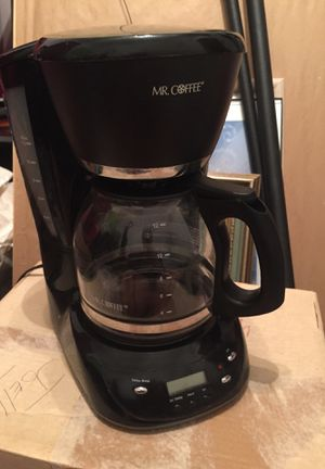 Mr. coffee programmable coffee maker for Sale in Davenport, FL