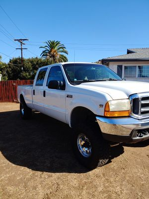 Ford f-350, 4×4 crew cab long bed for Sale in El Cajon, CA