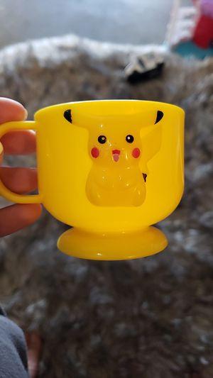 Pikachu tea cup for Sale in San Lorenzo, CA