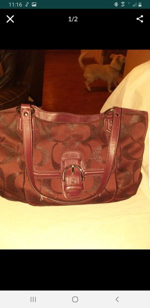 Coach Purse for Sale in San Fernando, CA