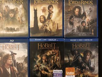 The Lord Of The Rings The Hobbit for Sale in Irving,  TX