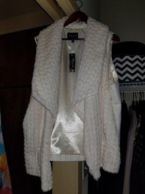 Ivory Sweater Vest for Sale in Menomonee Falls, WI