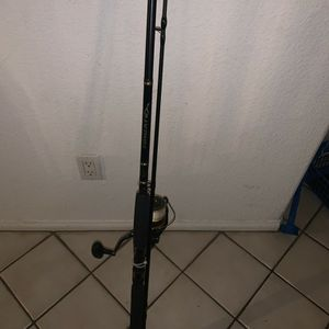 Saltwater Fishing Rod for Sale in Seattle, WA