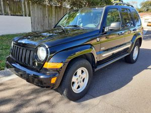 Jeep liberty 4x4 for Sale in Brandon, FL