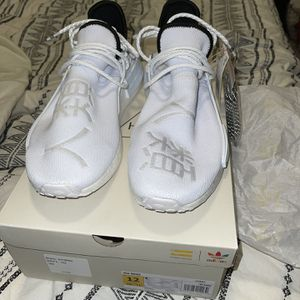 Pharrell NMD HU White for Sale in Happy Valley, OR