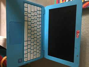 Go sky blue laptop for Sale in Duncanville, TX
