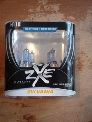 Sylvania zxe low beam headlights for Sale in Columbus, OH