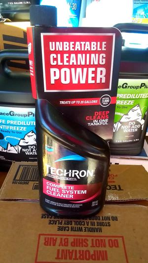 Techron Chevron full system cleaner for Sale in Montclair, CA