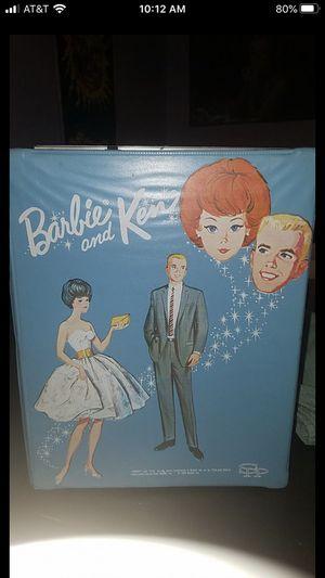 Vintage 60's (1964) Barbie Doll Case for Sale in Phoenix, AZ