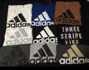 Authentic Adidas men T shirts .3 for $25 size XL for Sale in Richmond, CA