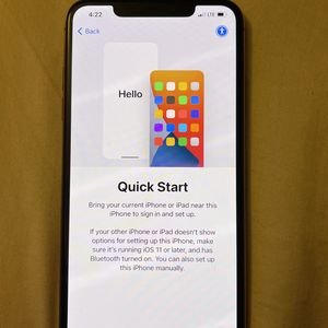Gold iPhone XS Max for Sale in Woodlawn, MD