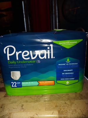 Prevail Daily underwear (diaper) for Sale in Kissimmee, FL