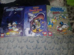 Donald and Mickey. Disney Comic. Donald Duck, Disney Comic, Uncle Scrooge, Disney Comic. for Sale in San Diego, CA