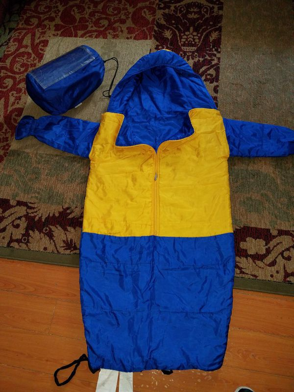 Two Childrens sleeping bags