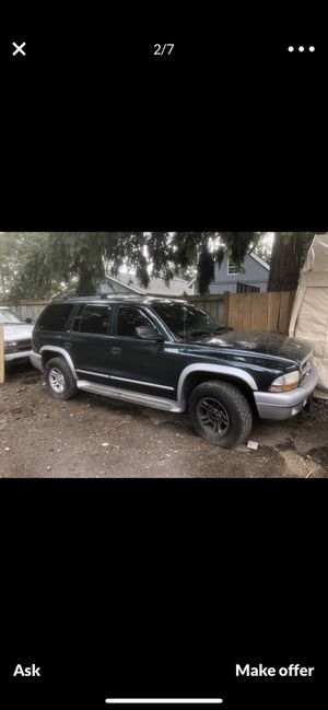 1999 Dodge Durango for Sale in Bothell, WA