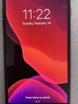 iPhone 8 Plus Red Edition for Sale in Portland,  OR