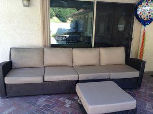 brown jordan patio set for Sale in Glendora, MS