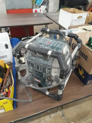 Bosch radio , charger, combo unit for Sale in Lombard, IL