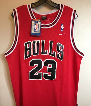 Red Nike Jordan 23 Jordan Jersey sz M brand new with tags! No trades ! Unisex for Sale in Hyattsville, MD