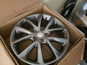 (4) 20 inch Dodge Rims Used for Sale in Jacksonville, FL
