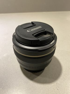 Canon 50mm f1.4 Hardly Used for Sale in Los Angeles, CA