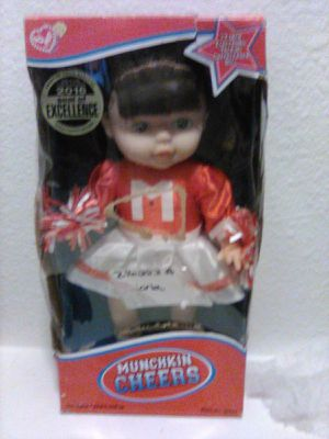 """13"""" inch Electronic Talking Cheerleader Doll (2016) for Sale in Lancaster, TX"""