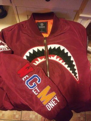 BAPE bomber jacket!!! for Sale in Trenton, NJ