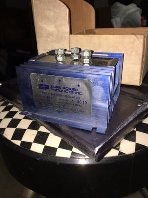 Battery Isolator NIB for Sale in Norco, CA