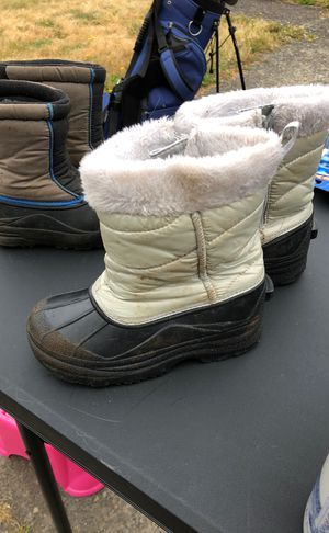 Kids (Girls) Snow Boots for Sale in Vancouver, WA