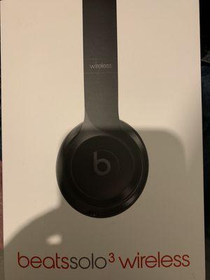 Beats Solo3 Wireless for Sale in Austin, TX