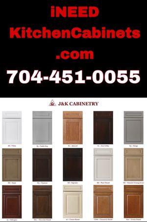 Kitchen cabinets granite quartz for Sale in Charlotte, NC