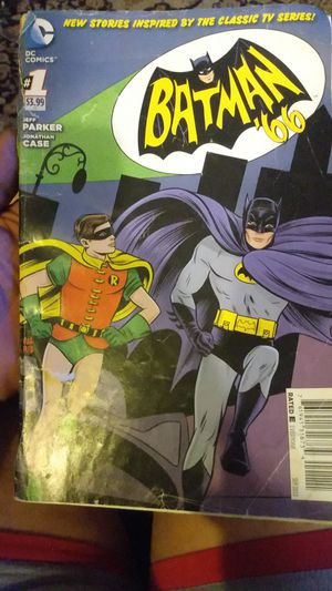 DC comics Batman 66 2013 for Sale in Chandler, TX