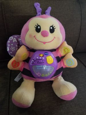 Vtech touch&learn musical bee pink color for Sale in Baltimore, MD