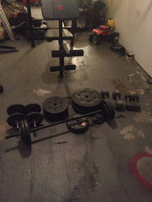 Bench press for Sale in Hayward, CA