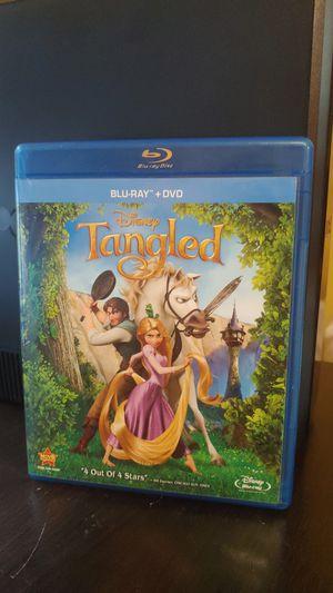 Disney Tangle bluray movie for Sale in Miami, FL