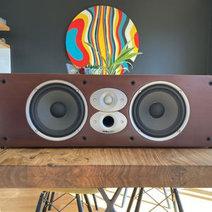 Polk Audio Center Channel Speaker (CSi A6, Cherry Wood) for Sale in San Francisco, CA