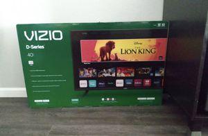 "🔥40"" VIZIO 1080p Full Array LED SMART TV for Sale in Ontario, CA"
