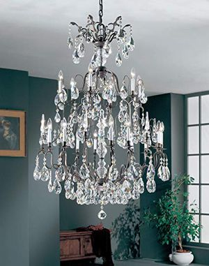 19 light Chandelier - Versailles / Rococo for Sale in Dayton, OH