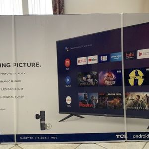 "55"" TCL ROKU SMART 4K Led Uhd Hdr Tv for Sale in Claremont, CA"