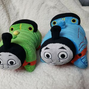 Thomas And Percy pillowpets $10 Each for Sale in Duarte, CA