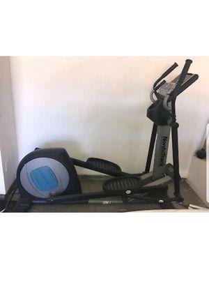 Nordictrack commercial 1300 elliptical for Sale in Sugar Land, TX